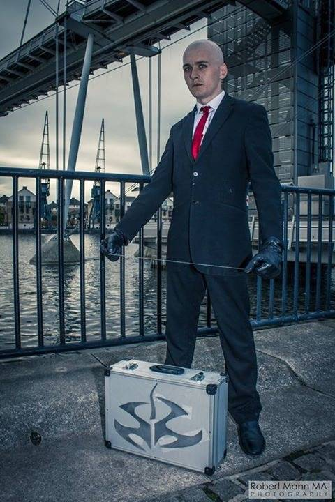 Agent 47 Cosplay Cosplaywon